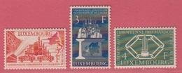1956 ** (sans Charn., MNH, Postfrisch)  Yv  511/3Mi  552/4 - Nuevos