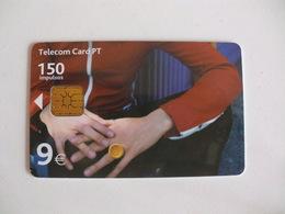 Phonecard/ Telécarte Telecom Card Publicidade 150 Impulsos Portugal - Portugal