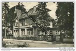 Bad Tennstedt - Kurhaus - Foto-AK 50er Jahre - Bad Tennstedt