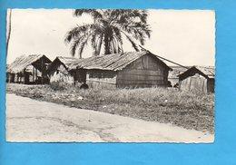 GAB 05 - Gabon - Port Gentil - Cases De Pêcheurs - Gabon