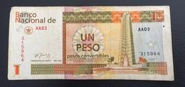 Cuba Billet 1994 - Cuba