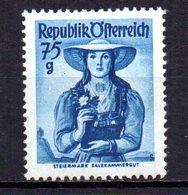 AUSTRIA 1948/50 MINT MNH  At - 1945-60 Neufs