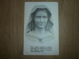 Carte De Prière à Notre Dame Des Roses - Religion & Esotérisme