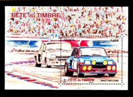 F. 2018 Bloc Fête Du Timbre 1,60 € / Neuf** /  Automobile Renault 5 Turbo, Course, Rallye - France