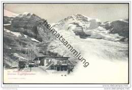 Jungfraubahn - Station Eigergletscher Ca. 1910 - BE Berne