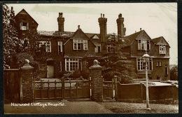 RB 1216 -  1911 Real Photo Postcard - Norwood Cottage Hospital South London - London Suburbs