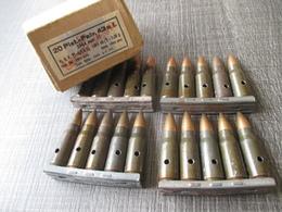 Boite Complète 20 Cartouches 7,92 Kurtz - Decorative Weapons