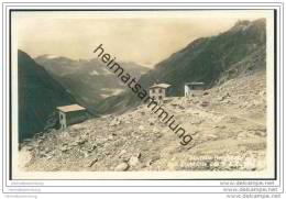 Silvretta- Berghaus Und Clubhütte Des S.A.C. - Foto-AK 20er Jahre - GR Grisons