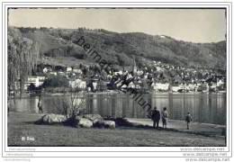 Zug - Panorama - Foto-AK - ZG Zoug