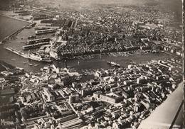 13 - MARSEILLE - LES PORTS VUS D'AVION - Oude Haven (Vieux Port), Saint Victor, De Panier