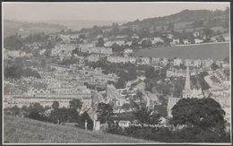 View From Beechen Cliff, Bath, Somerset, C.1950s - RP Postcard - Bath
