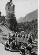 "M 1  Maria Stein In Tirol - Schuhplattlergruppe "" D´Mariastoana Buam "" / Foto Ascher Um 1960 - Personen"
