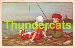 CPA ILLUSTRATEUR BERTIGILIA ENFANT ARTIST SIGNED CHILDREN BERTIGLIA  DEGAMI - Bertiglia, A.