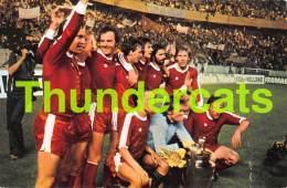 CPSM FOOTBALL FOOTBAL VOETBAL SOCCER  BAYERN MUNCHEN ALLEMAGNE DE L'OUEST DEUTSCHLAND GERMANY - Calcio