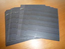 CARTES DE CLASSEMENT: LOT DE 20 CARTES - Cartes De Classement