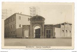 MACERATA - CASERMA CASTELFIDARDO VIAGGIATA FP - Macerata