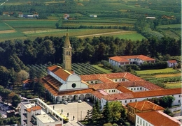 Motta Di Livenza - Treviso - Basilica Santuario Madonna Dei Miracoli - Formato Grande Viaggiata – E 7 - Treviso