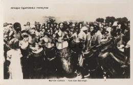 Moyen Congo - Tam-tam Bacongo - Congo - Brazzaville