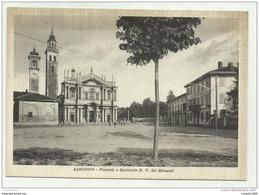 SARONNO - PIAZZALE E SANTUARIO B.V. DEI MIRACOLI NV FG - Varese