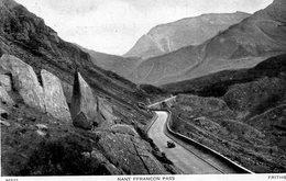 Nant Ffrancon Pass - Pays De Galles