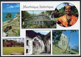 Martinique:  5 Bilder - Postcards