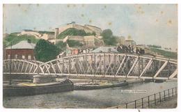 CPA :  NAMUR - La Passerelle Du Tram Au Confluent, En Gros Plan - Namur