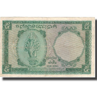 Billet, FRENCH INDO-CHINA, 5 Piastres = 5 Riels, Undated (1953), KM:95, TTB - Indochine