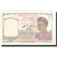 Billet, FRENCH INDO-CHINA, 1 Piastre, Undated (1953), KM:92, SPL - Indochine