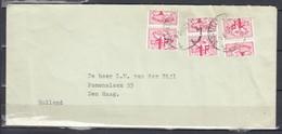 Brief Van Bruxelles-Brussel ZXZ Naar Den Haag (nederland) - Franqueo