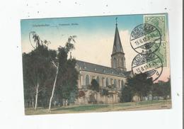 DIEDENHOFEN (THIONVILLE MOSELLE) 40308 PROTESTANT KIRCHE 1912 - Thionville