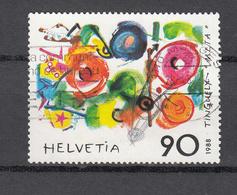 1988    N° 769   OBLITERE      CATALOGUE  ZUMSTEIN - Suisse
