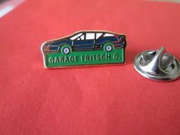 PIN'S   ALPINE  A  610  Garage FRITSCH  G - Badges