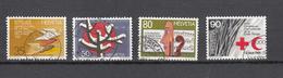 1986    N° 727 à 730  OBLITERES      CATALOGUE  ZUMSTEIN - Suisse