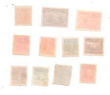 Asie -un Petit Lot De Timbres, - Voir état - Lots & Kiloware (mixtures) - Max. 999 Stamps
