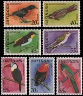 Suriname 1977 Airmail Aériens - Vogels, Oiseaux, Birds  MNH/**/postfris - Surinam