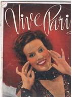 VIVE PARIS NOVEMBRE 1935 N° 2 PIN UPS ET NUS Couverture Mlle Gay Buisson - Giornali