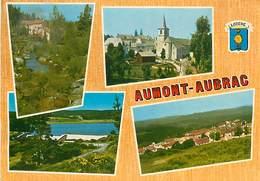 Réf : P-Mon18 - 4115 : AUMONT-AUBRAC - Aumont Aubrac
