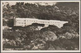 Rock Hotel, Gibraltar, C.1940s - Rex RP Postcard - Gibraltar