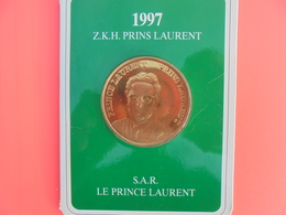 PRINS LAURENT  PRINCE LAURENT  1997 - Belgium