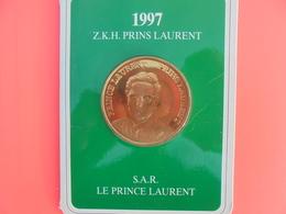 PRINS LAURENT  PRINCE LAURENT  1997 - Belgique