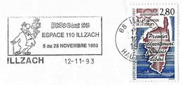 France (1993) - Illzach (68) : Bédé Ciné 95 : Bande Dessinée, Achille Talon. Dessinateur Greg. - Stripsverhalen