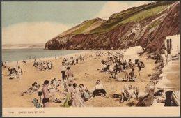 Carbis Bay, St Ives, Cornwall, C.1960s - Harvey Barton Postcard - England