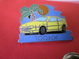 PIN'S  NISSAN 100  NX   Egf - Badges