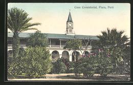 CPA Piura, Casa Consistorial - Pérou