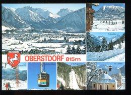 CPM Allemagne OBERSTDORF Multi Vues - Oberstdorf