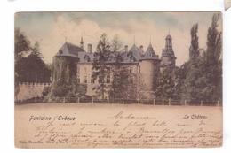 FONTAINE L'EVEQUE Le Chateau - Fontaine-l'Evêque