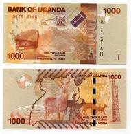 Uganda - 1000 Shillings 2014 - Uganda