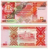 Uganda - 50 Shillings 1997 - Uganda