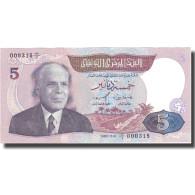 Billet, Tunisie, 5 Dinars, 1922, 1922-12-15, KM:79, NEUF - [ 3] 1918-1933 : République De Weimar