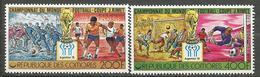 PA FOOT ARGENTINE 1978 N° 131 ET 132  NEUF**  SANS CHARNIERE  / MNH - Comoros